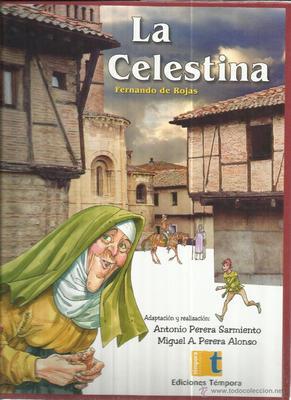 Cómic de La Celestina, de Perera Sarmiento (2002)